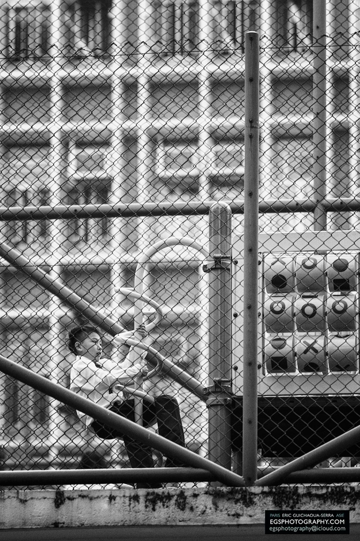 Children Play, Hong Kong